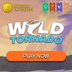 Wild Tornado Casino Bonus And Review