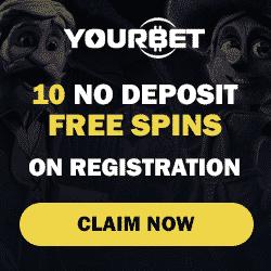 YourBet Casino Bonus And Review