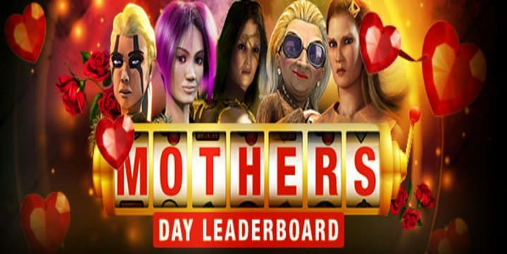 Lucky Creek: Mother's Day Leaderboard