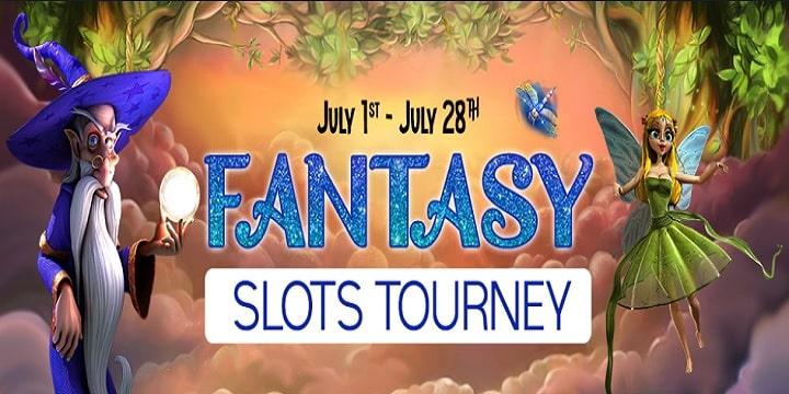 Vegas Crest Casino: Fantasy Slots Tourney
