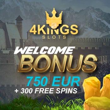 4King Slots Casino Bonus And Review