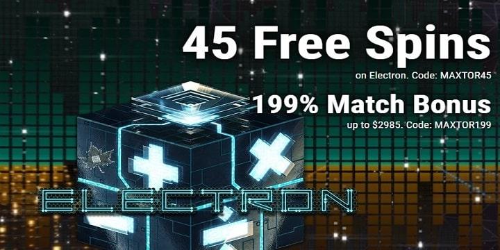 Jumba Bet Casino: 45 Free Spins + 199% Bonus